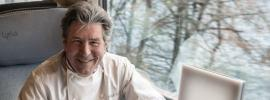 TGV Lyria - Catering offer with Starred Chef Michel Roth