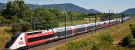 TGV Lyria - train France Suisse